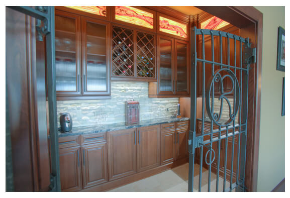 Granite Countertop For Outside Kitchen