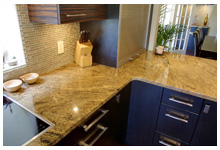 granite installation