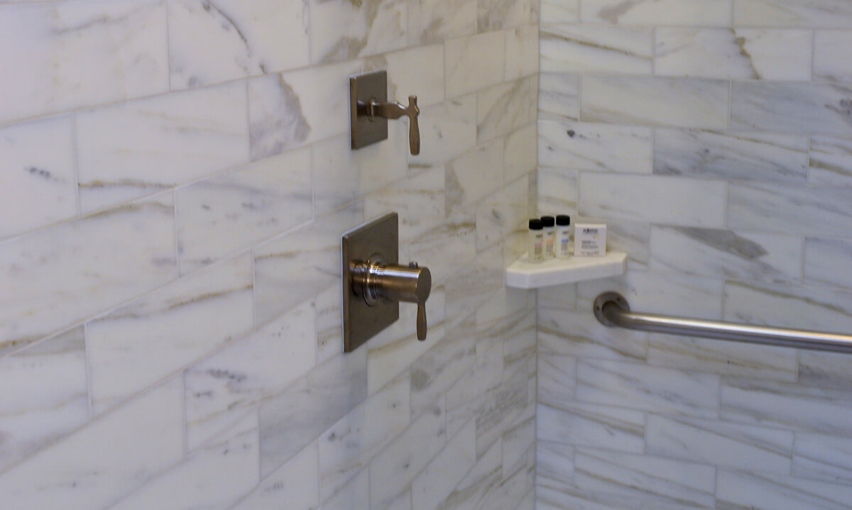 When And When Not To Seal Marble Tile In A Shower