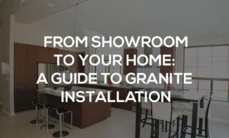 granite installation guide