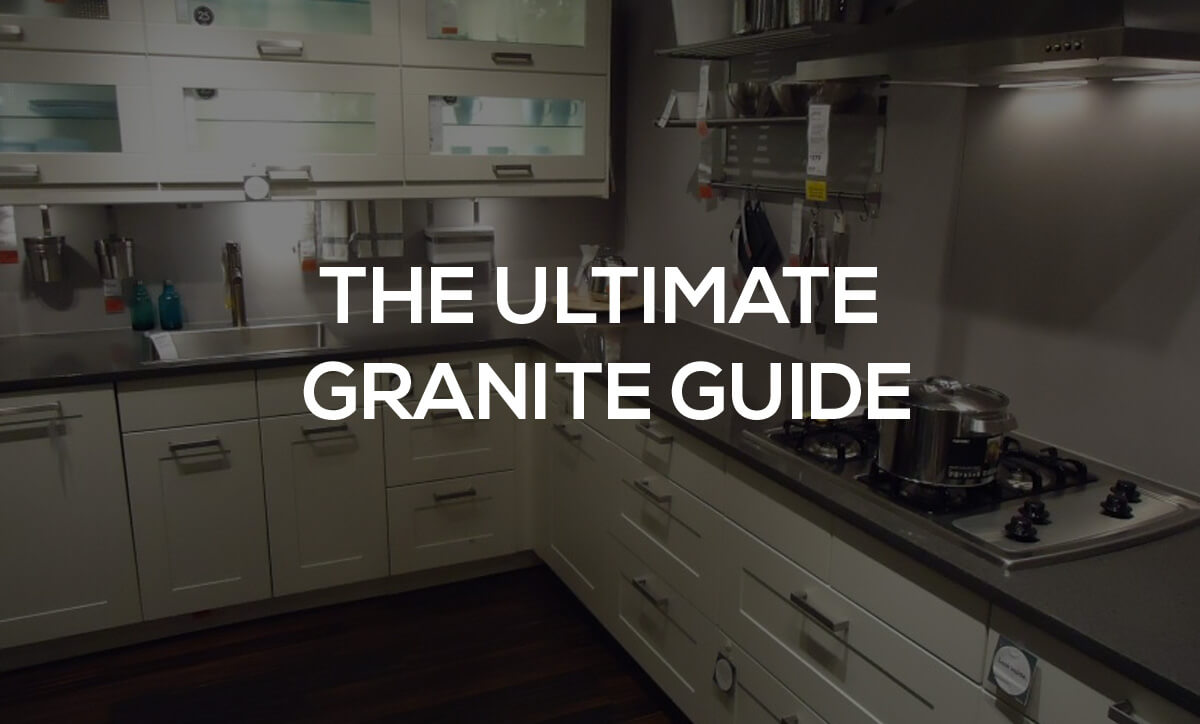 21 Types Of Granite Countertops Ultimate Granite Guide